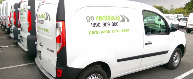 dacd151730a483 Corporate van rental in Ireland has never been easier! If you re  considering long term vehicle hire for your business